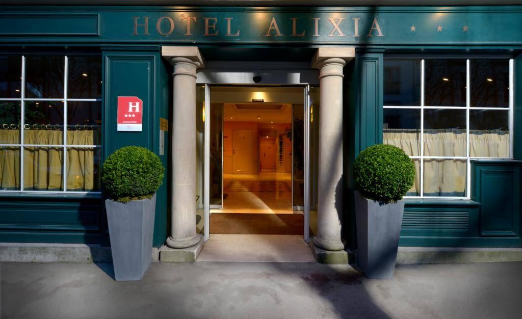 hotel de charme paris pas cher